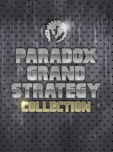 Paradox Interactive Paradox Grand Strategy Collection Steam Key GLOBAL