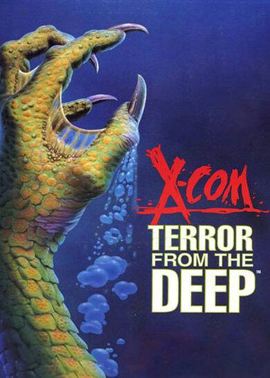 2K X-Com: Terror From the Deep Steam Key EUROPE