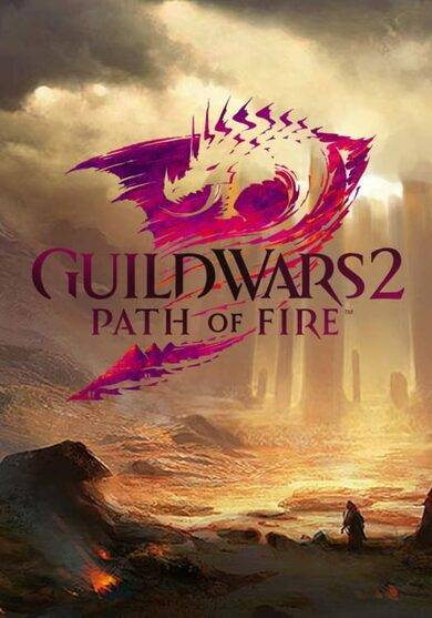 NCsoft Guild Wars 2: Path of Fire Official website Key EUROPE