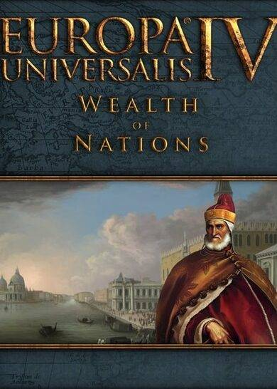 Paradox Interactive Europa Universalis IV - Wealth of Nations (DLC) Steam Key GLOBAL