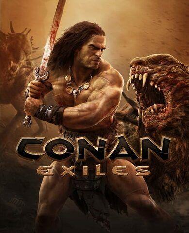 FunCom Conan Exiles: Atlantean Sword (DLC) Steam Key GLOBAL
