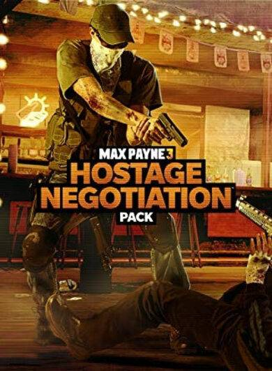 Paradox Interactive Max Payne 3 - Hostage Negotiation Pack (DLC) Steam Key EUROPE