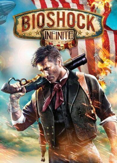 2K Games BioShock Infinite Steam Key GLOBAL