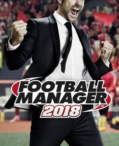 SEGA Football Manager 2018 Steam Key EUROPE