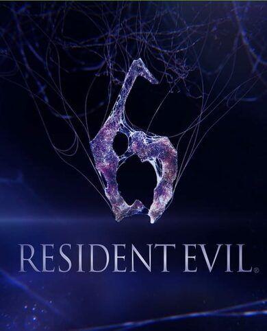 Capcom Resident Evil 6 Steam Key GLOBAL