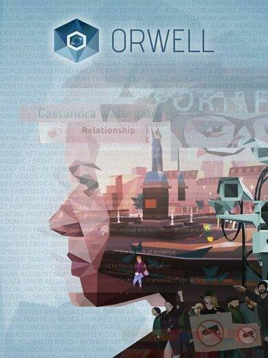 Surprise Attack Games Orwell: Keeping an Eye On You Steam Key GLOBAL