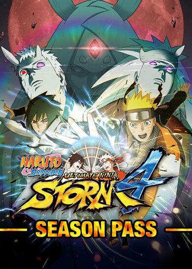 Cybertime Systems Naruto Shippuden: Ultimate Ninja Storm 4 - Season Pass (DLC) Steam Key EMEA
