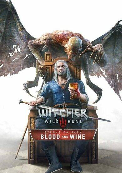 CDP.pl / CD Projekt The Witcher 3: Blood and Wine (DLC) GOG.com Key GLOBAL