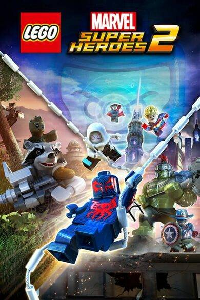 Warner Bros Interactive Entertainment LEGO: Marvel Super Heroes 2 Steam Key EUROPE