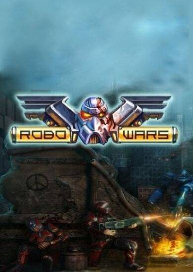 Lace Games / KISS ltd RoboWars Steam Key EUROPE