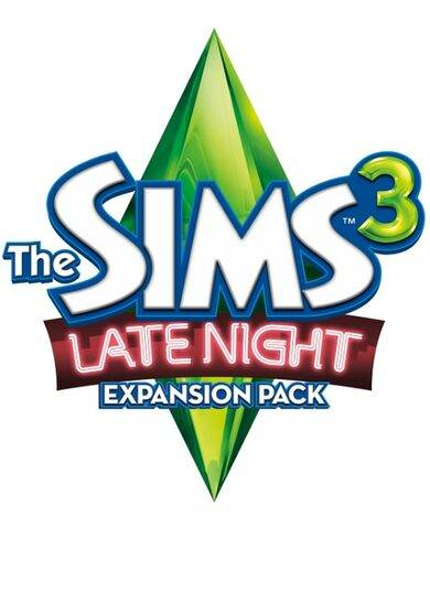 Electronic Arts Inc. The Sims 3: Late Night (DLC) Origin Key GLOBAL
