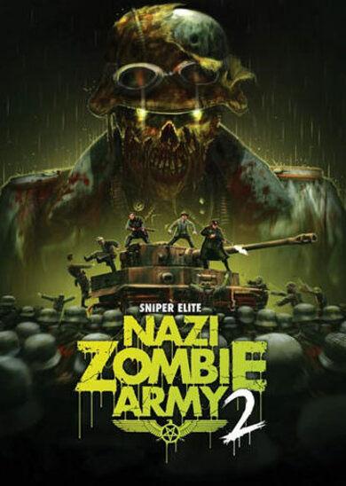 Rebellion Sniper Elite: Nazi Zombie Army 2 Steam Key GLOBAL