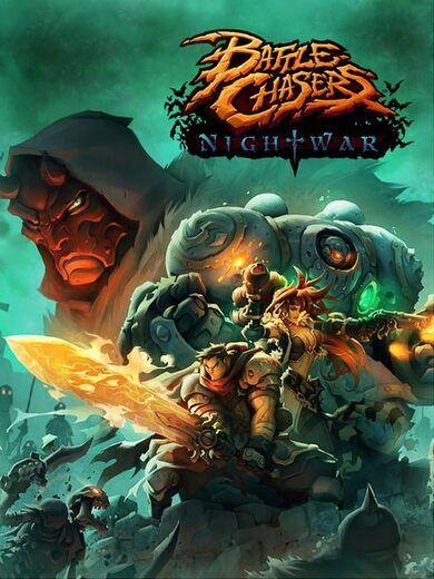 THQ Inc. Battle Chasers: Nightwar Steam Key GLOBAL