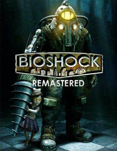 2K Games Bioshock 2 Remastered Steam Key GLOBAL
