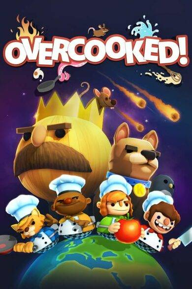 Team 17 Software Overcooked Steam Key GLOBAL