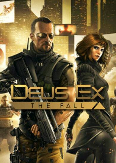 Square Enix Deus Ex: The Fall Steam Key GLOBAL
