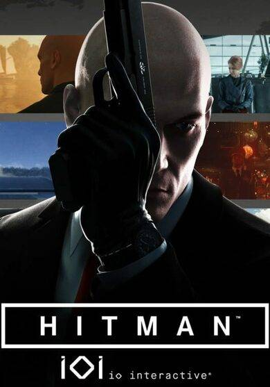 Square-Enix / Eidos Hitman - The Full Experience Steam Key GLOBAL