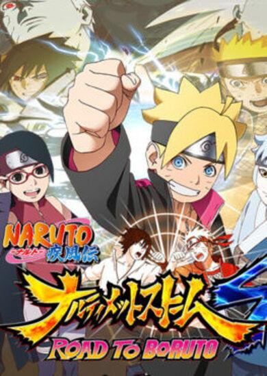 Bandai Namco Games Naruto Shippuden: Ultimate Ninja Storm 4 Road to Boruto (DLC) Steam Key EUROPE