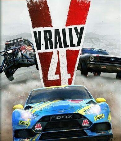 Bigben Interactive V-Rally 4 Steam Key GLOBAL