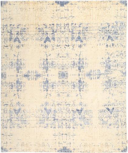 Noué à la main. Origine: India Tapis Roma Moderne Collection 250X305 Beige/Rose Clair Grand ( Inde)