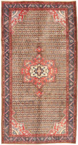 Noué à la main. Origine: Persia / Iran Tapis D'orient Koliai 160X300 Tapis Couloir Marron Clair/Marron (Laine, Perse/Iran)