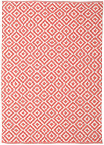 RugVista Tapis Coton Torun 170X240 Tissé À La Main Moderne Rouge/Rose Clair