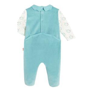 Petit Béguin Pyjama bébé velours Frimousse - Taille - 12 mois - Publicité