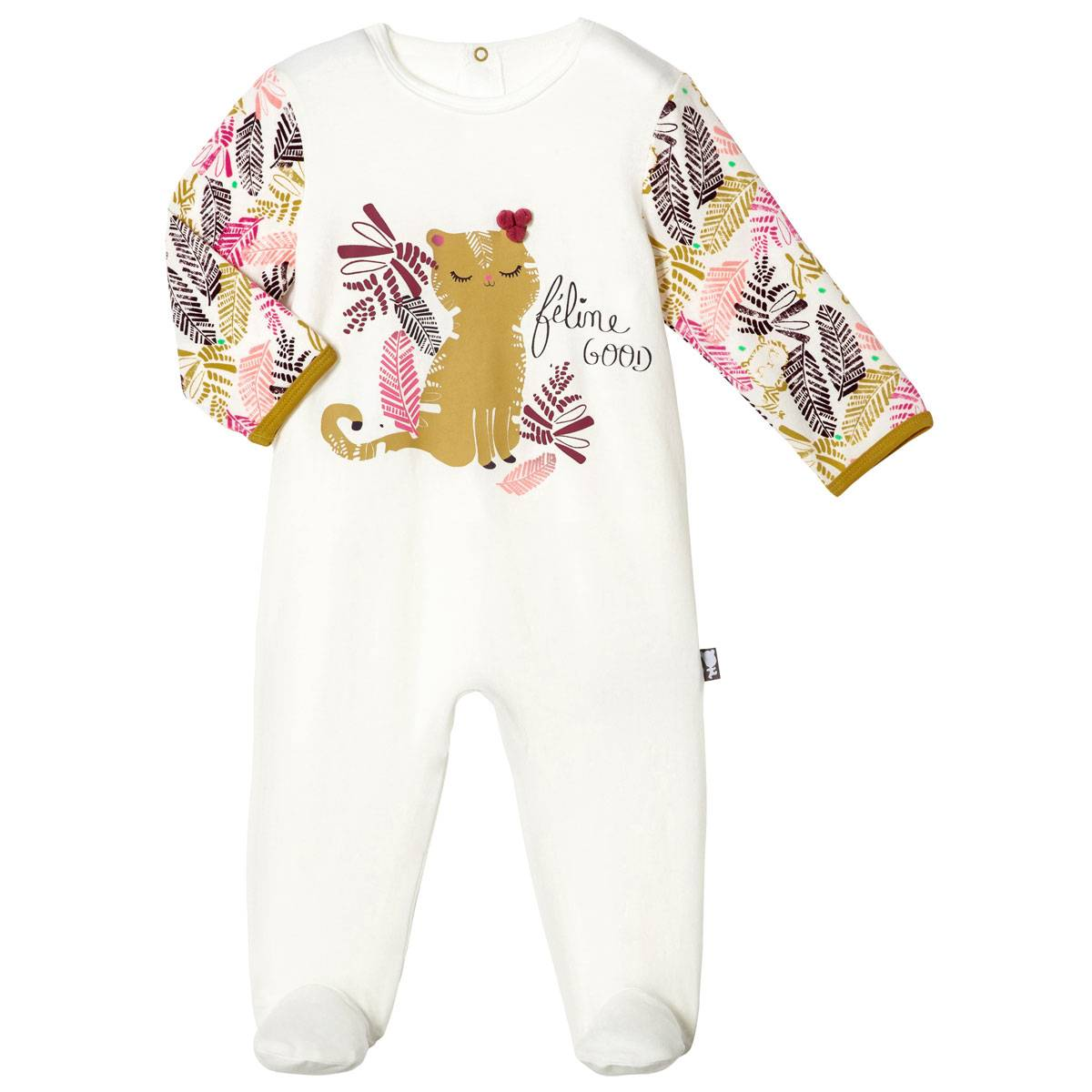 Petit Béguin Pyjama bébé Sabali - Taille - 6 mois