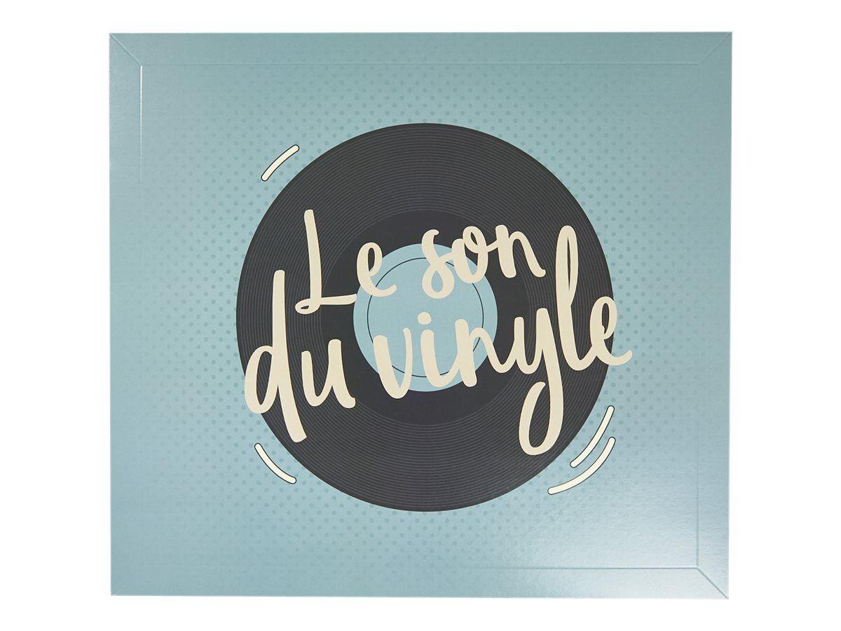 [NE PAS ACTIVER - PRODUIT ASSORTI COMPLEXE] Pochette cadeau pour Disque vinyle Cultura