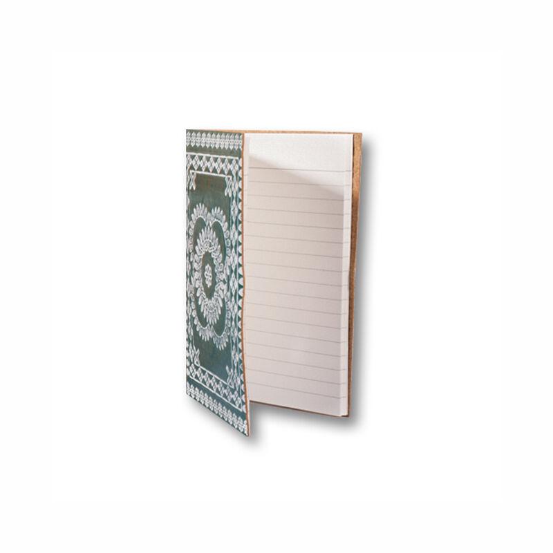 Carnet - 10 X 13 Cm - Paper Colony - 72 Pages Lignées - Authentics