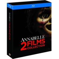Warner Bros. France COFFRET ANNABELLE 2 FILMS : ANNABELLE LA CREATION DU MAL <br /><b>14.99 EUR</b> Cultura.com