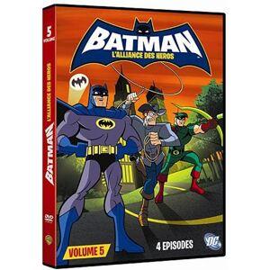 WHV BATMAN L'ALLIANCE DES HEROS - Publicité