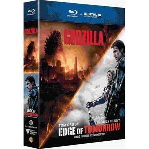 Warner Bros. France EDGE OF TOMORROW/GODZILLA - Publicité