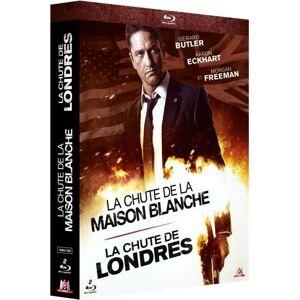 SND Films COFFRET LA CHUTE DE LONDRES / LA CHUTE DE LA MAISON BLANCHE - Publicité