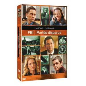 WHV FBI PORTES DISPARUS SAISON 2 - Publicité