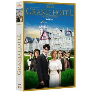 GRAND HOTEL SAISON 1 - Publicité