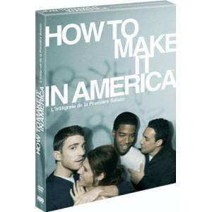 HBO HOW TO MAKE IT IN AMERICA SAISON 1 - Publicité