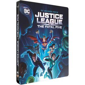 Justice League vs The Fatal Five (Edition Steelbook) - Publicité
