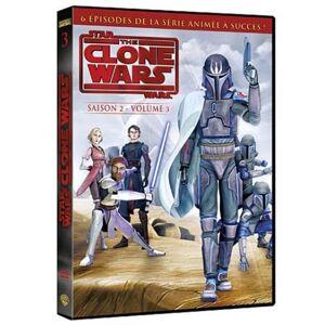 WHV STAR WARS : THE CLONE WARS SAISON 2 VOLUME 3 - Publicité