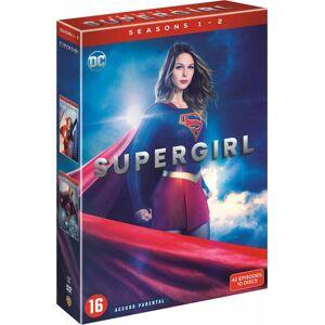 Supergirl - Saisons 1 + 2 - Publicité