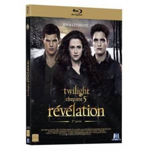 SND TWILIGHT CHAPITRE 5 REVELATION 2EME PARTIE - Publicité