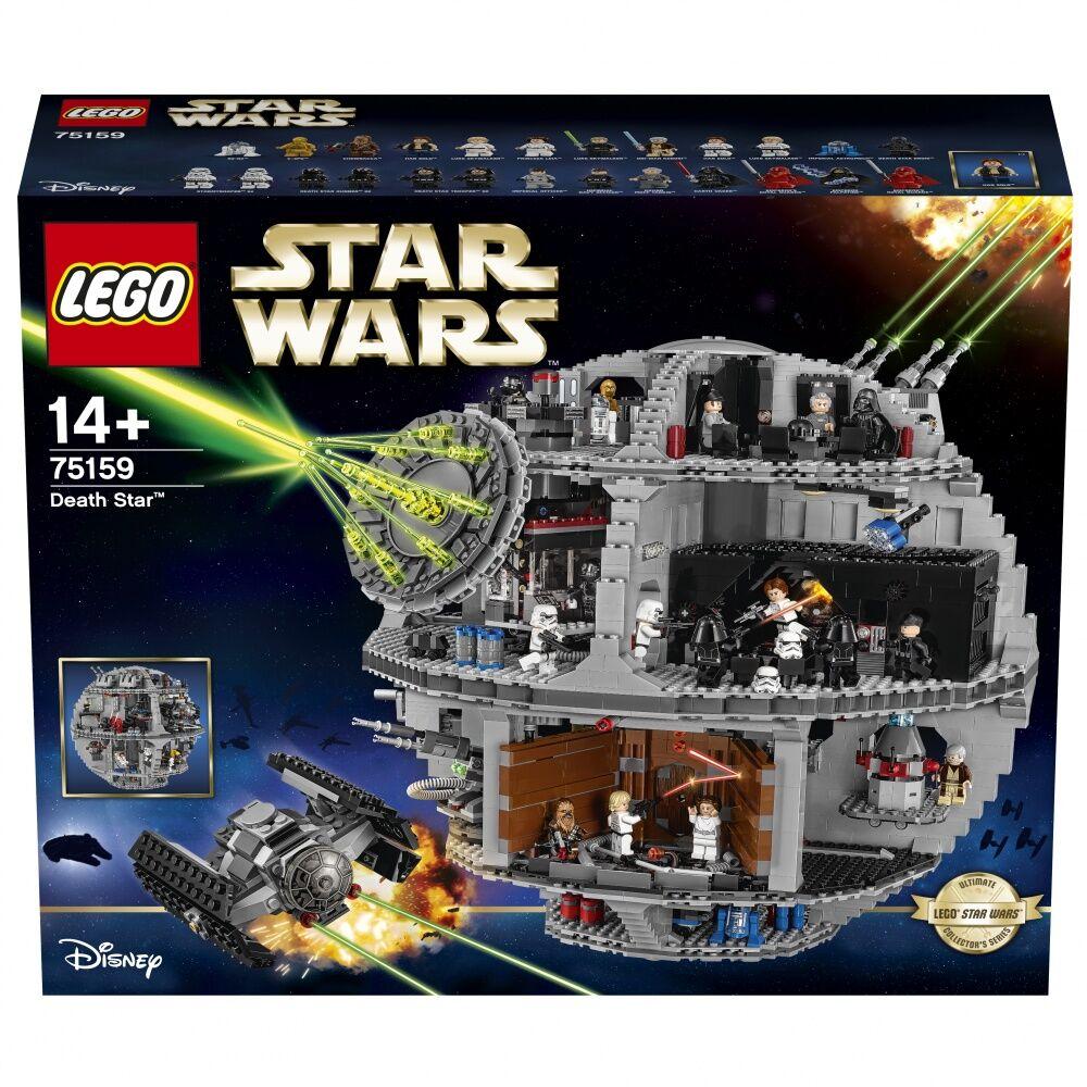 L'Étoile de la Mort™ - LEGO® Star Wars™ - 75159