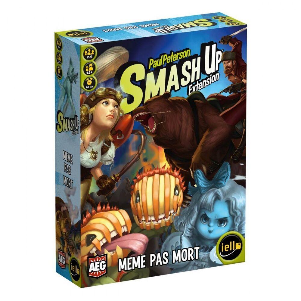 Smash Up - Même pas mort - extension