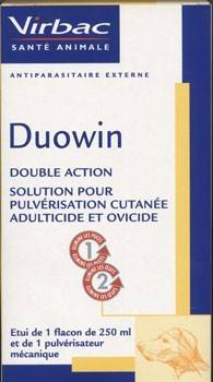 Duowin Spray Anti-puces 250 ml