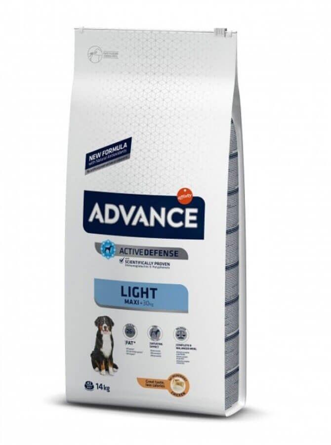 Advance Maxi Light Chien 14 kg
