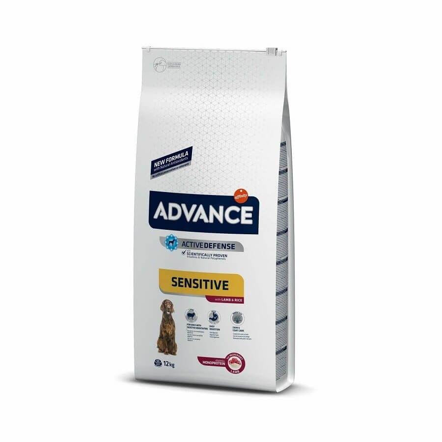 Advance Adult Agneau et Riz Chien 12 kg