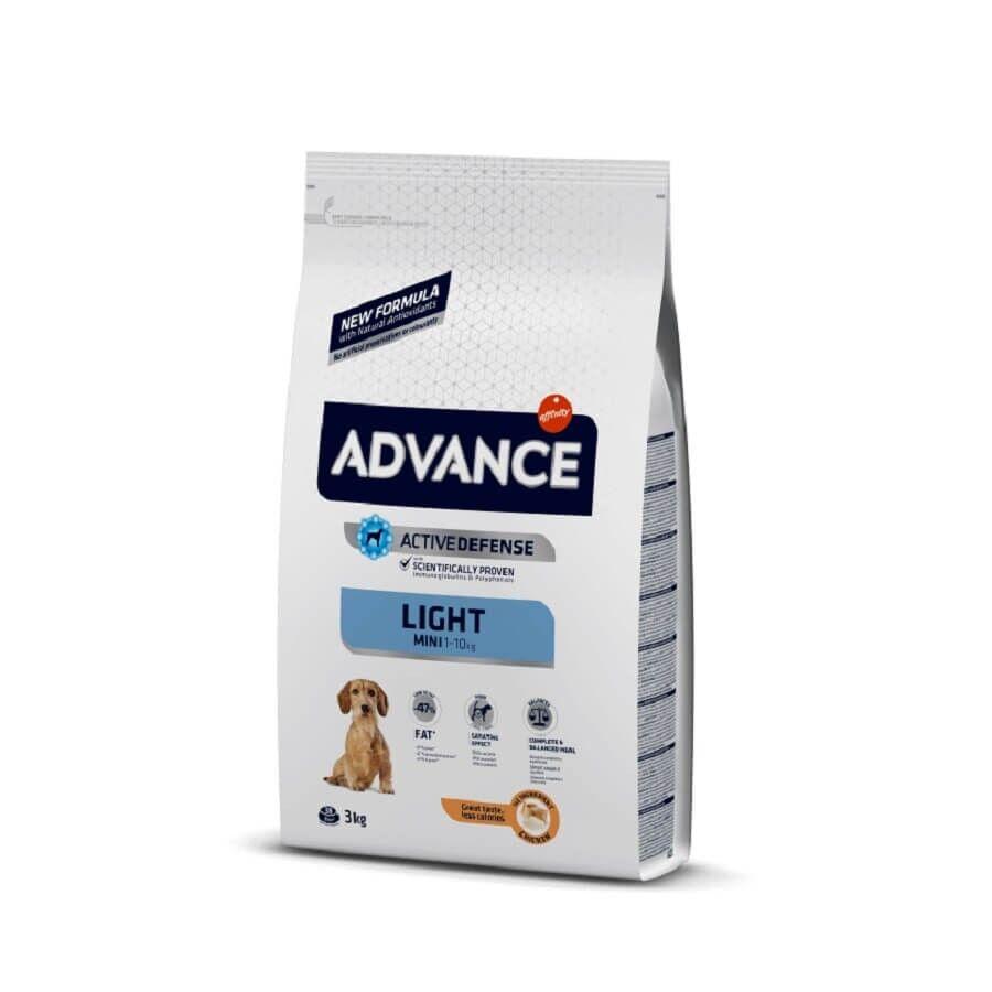 Advance Mini Light Chien 3 kg