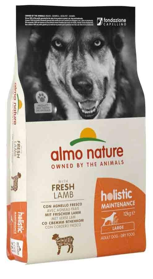 Holistic Almo Nature Chien Holistic Maintenance Agneau frais L 12 kg