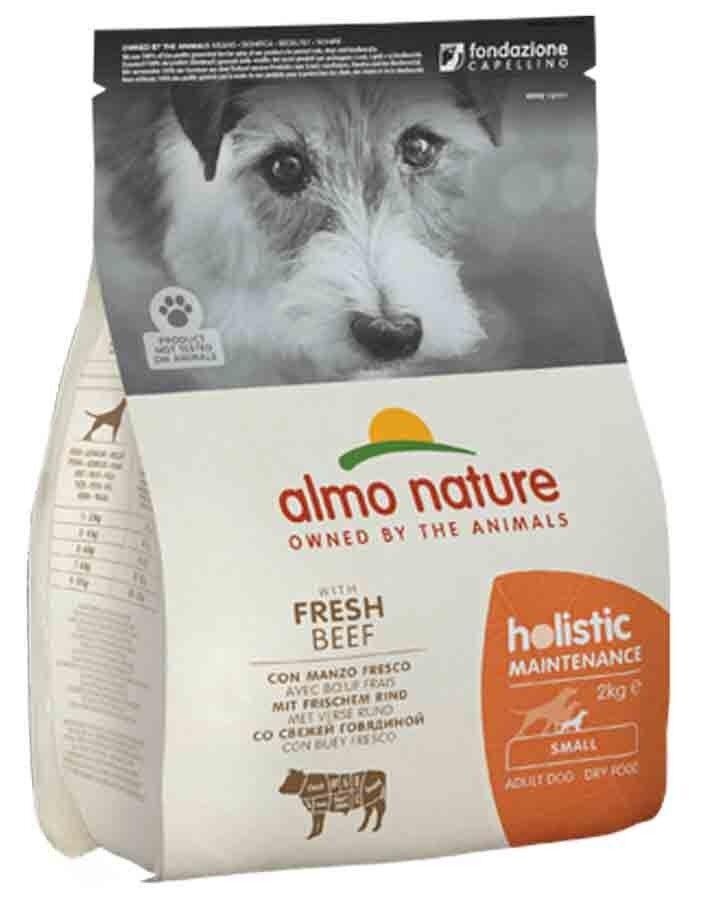 Holistic Almo Nature Holistic Chien Adult Small Boeuf frais 2 kg