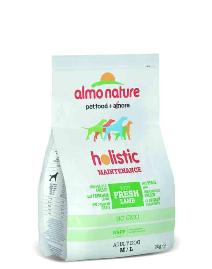 Holistic Almo Nature Holistic Chien Adult Medium Agneau Frais 2 kg